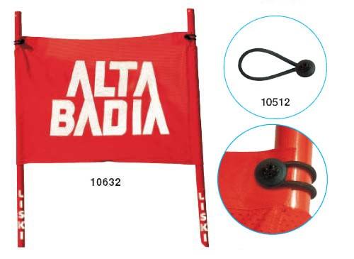 Liski WC GS flag (75X50cm), releasable blocking system