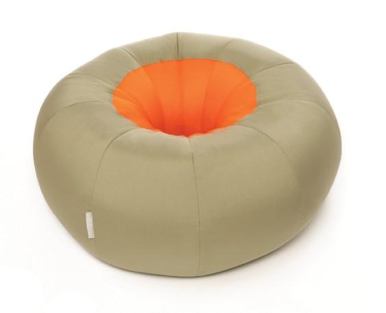 sedežna vreča donut sit on it