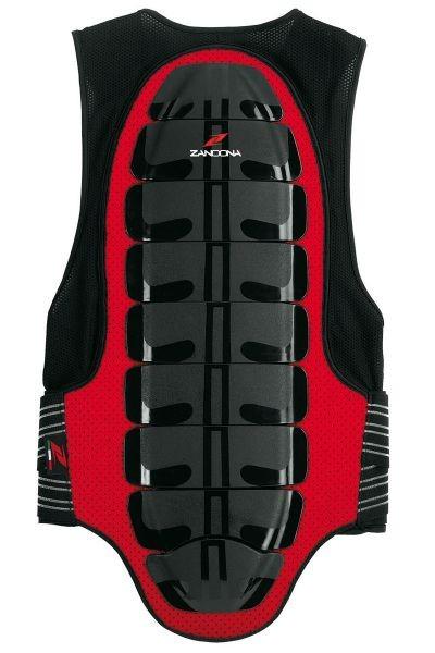 Zandona Major jacket vest - 9 plates, L