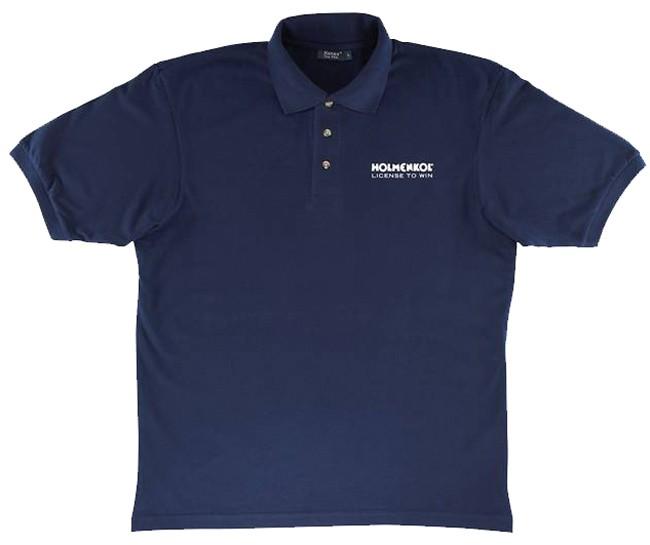 Holmenkol Aquatic polo t-shirt