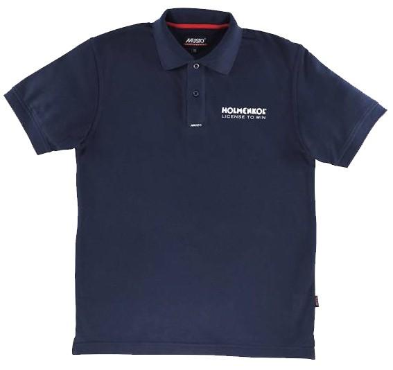 Holmenkol moška kratka polo majica - Musto