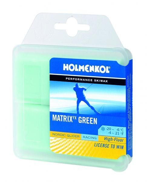 Holmenkol Matrix fx GREEN 6/20