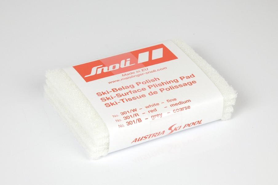 Polishing pad - white