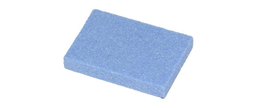 Kunzmann Aluminum oxide stone, 20x30 mm