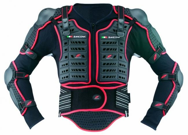 Corax protection Jacket 8