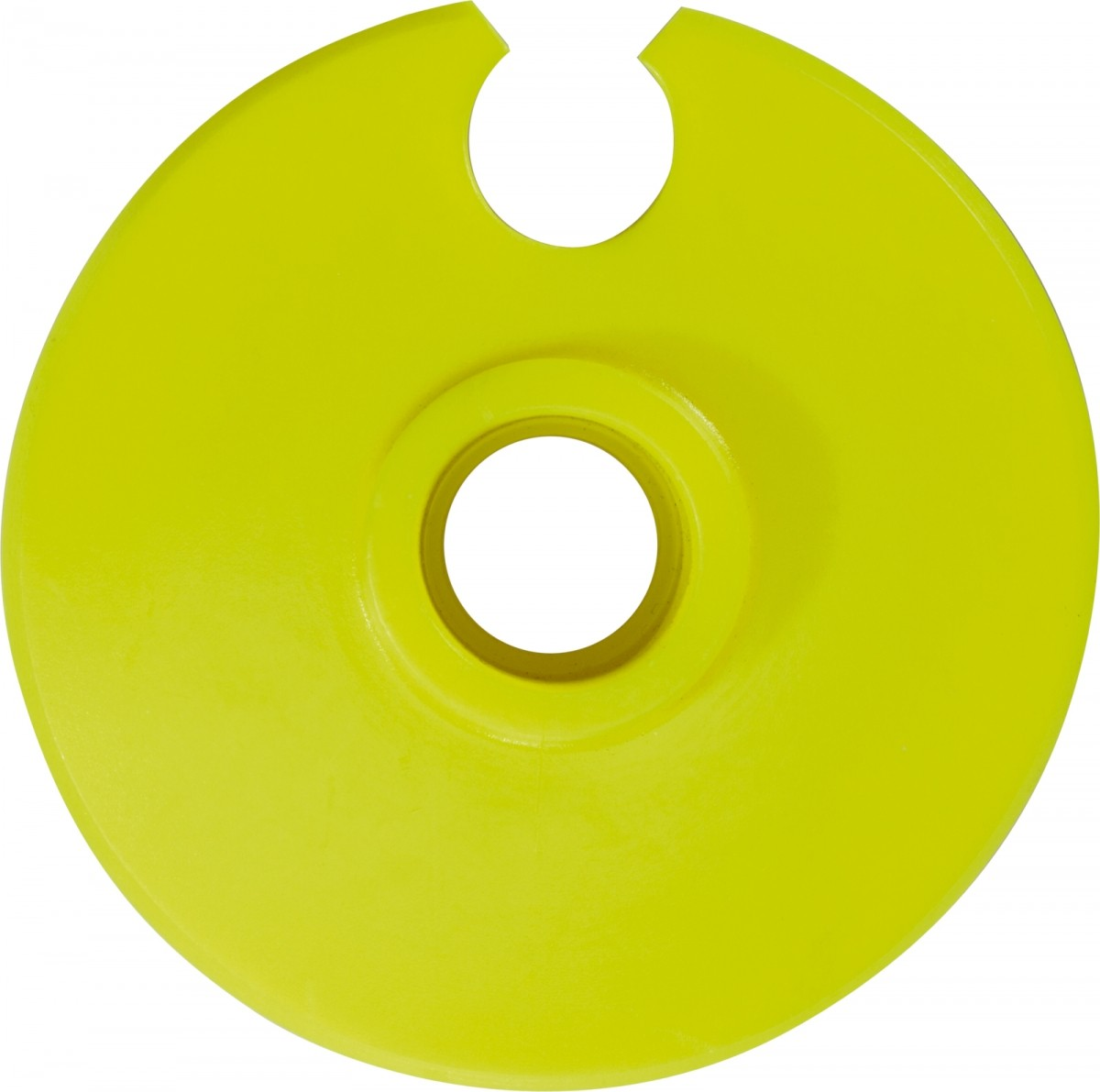 Leki snowflake, for SL poles 62mm - yellow