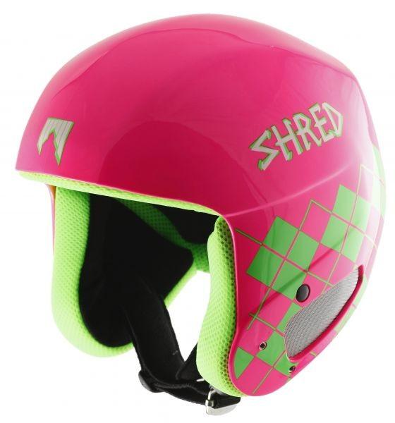 Shred helmet - Brain bucket Redux - Nastify Pink