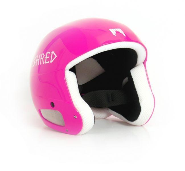 Shred helmet - Brain bucket - Nastify Pink (size 58)