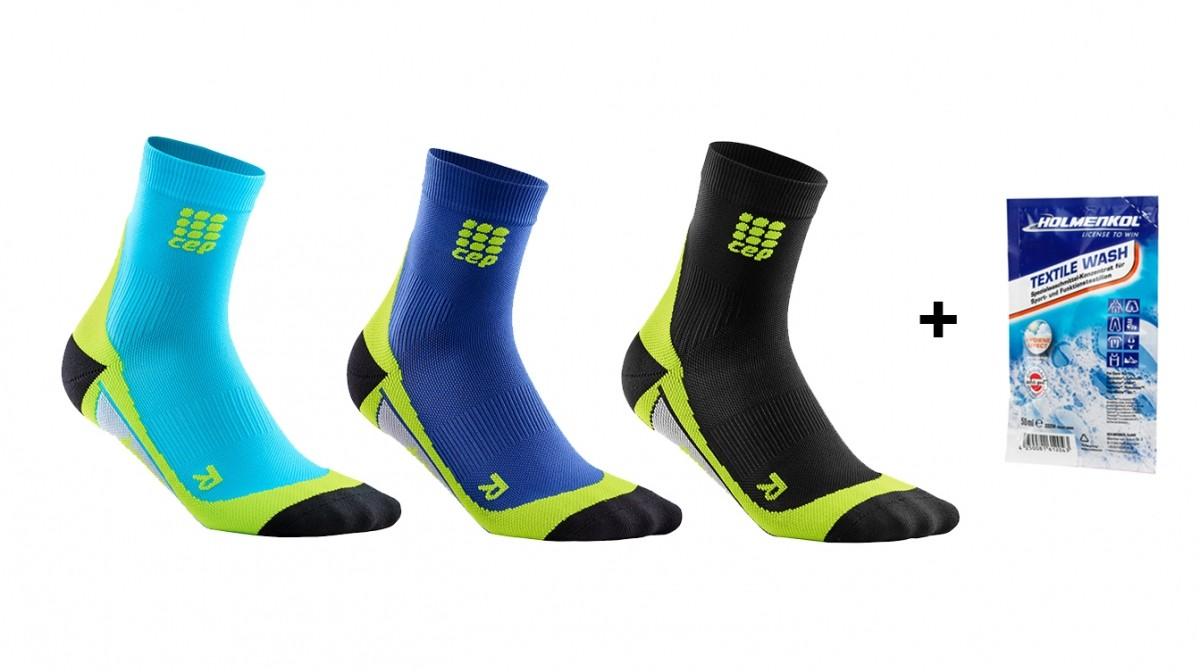 Men's Short socks CEP Dynamic+, 2015
