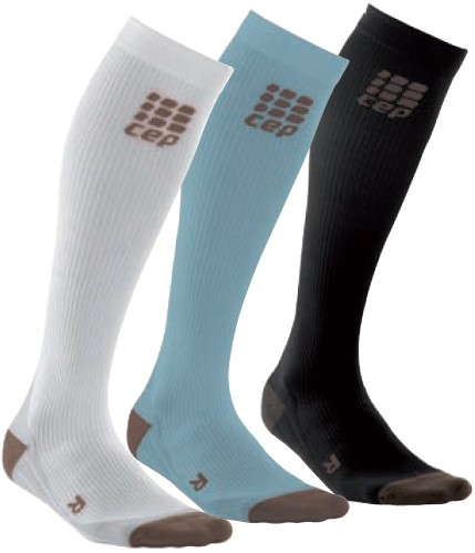 CEP sport compression golf socks