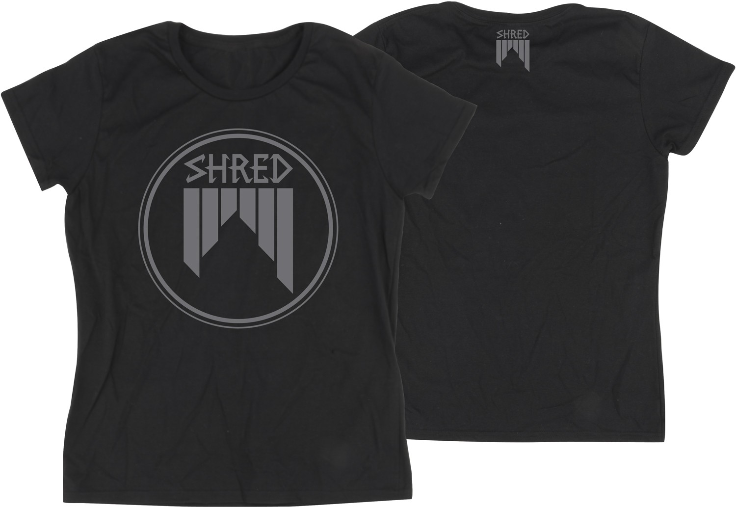 Shred CONCENTRIC women's T-shirt