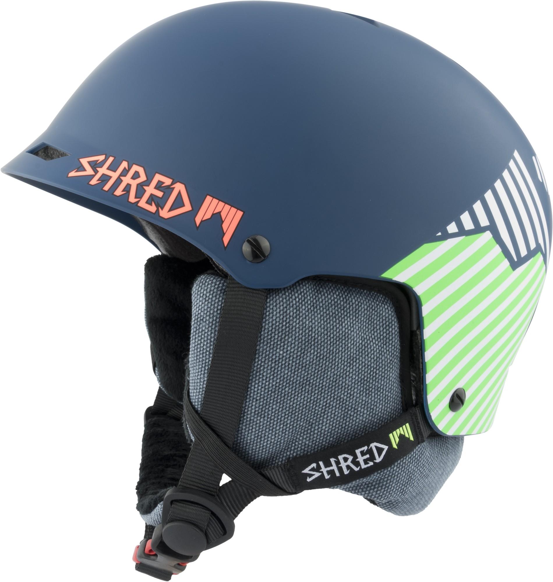 Shred HALF BRAIN D-LUX NEEDMORESNOW ski helmet, 2017