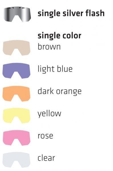 SINGLE spare lenses for Shred OMNIBOT googles