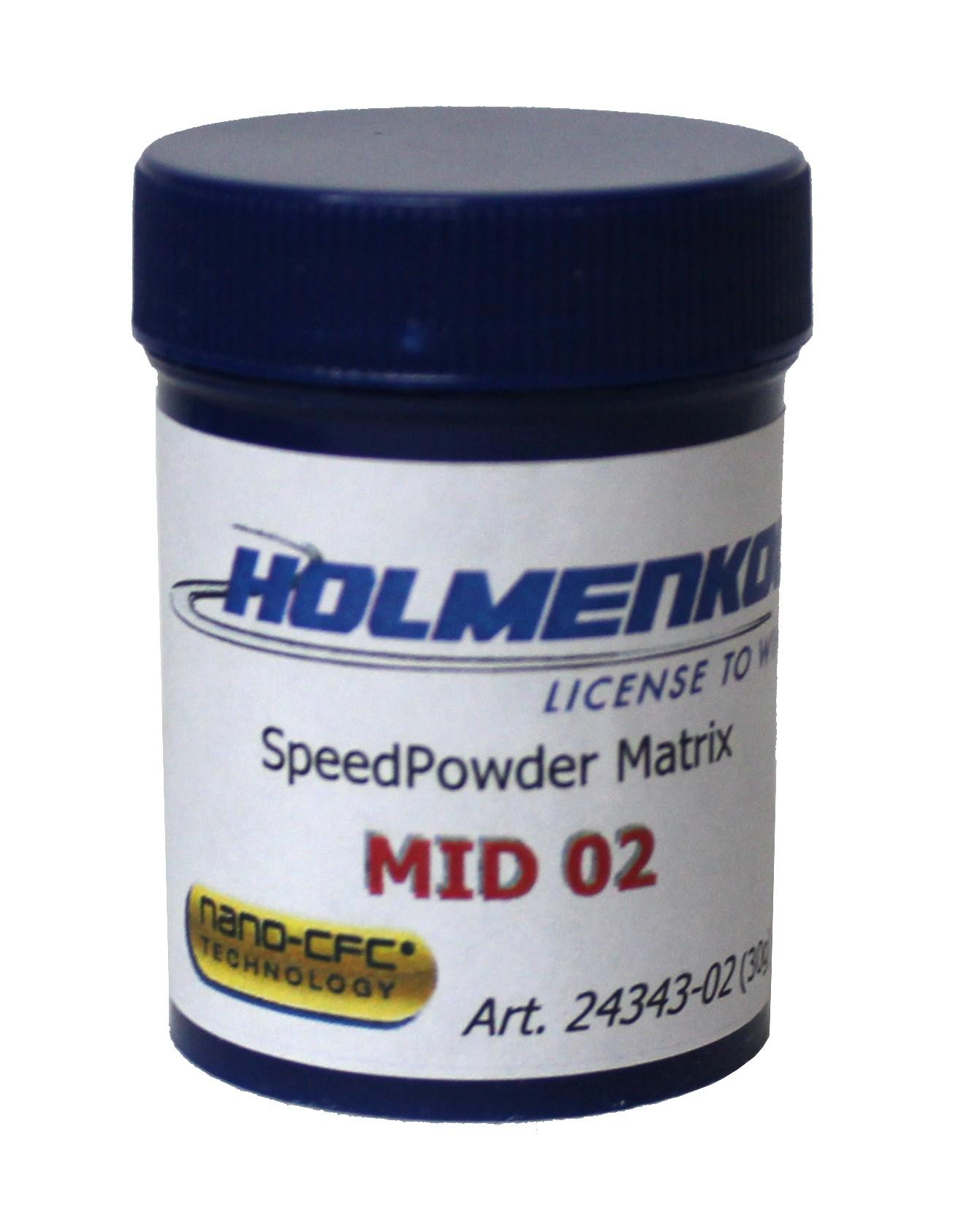 Holmenkol CFC Speed Powder Matrix MID 02