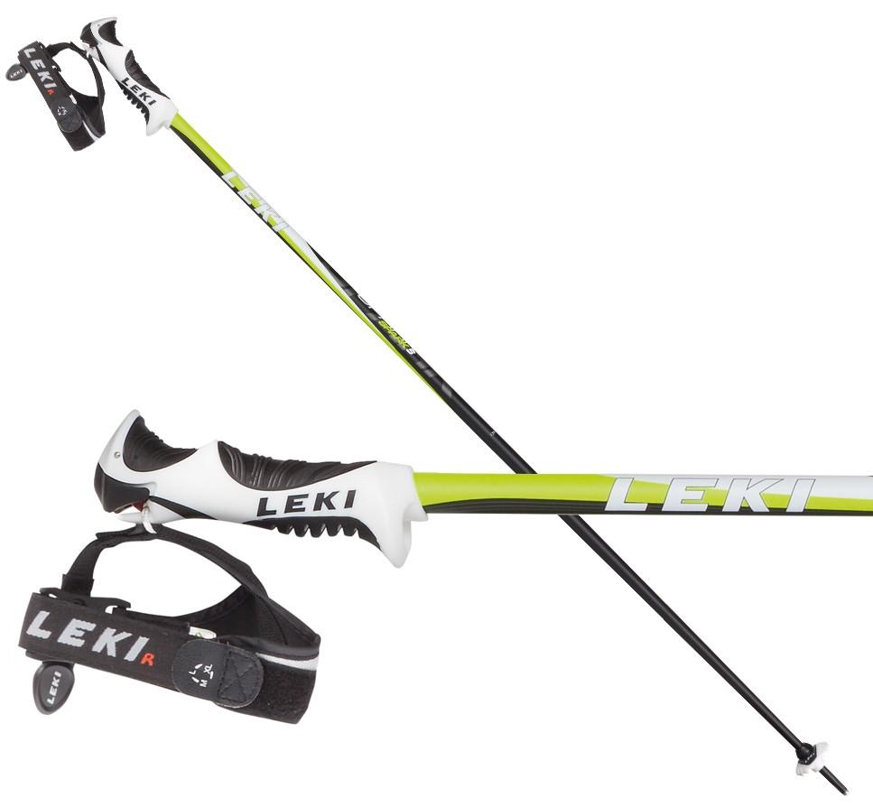 Leki Spark S ski poles, 2016