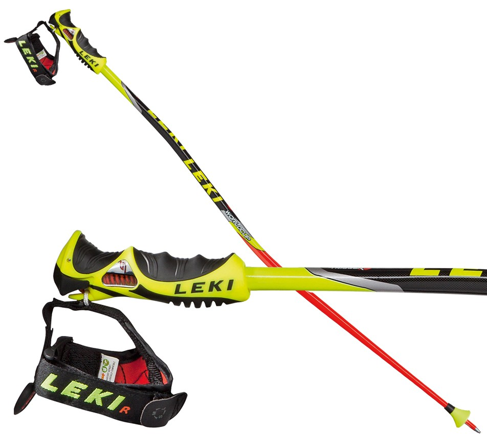 Leki World Cup Lite GS TR-S, junior GS ski poles