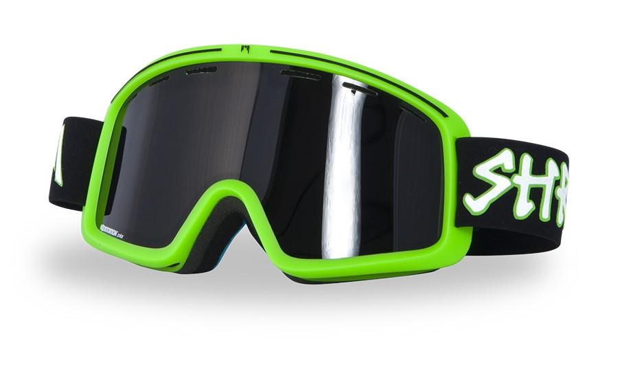 Polarized ski goggles Shred Monocle - CLARITY polar