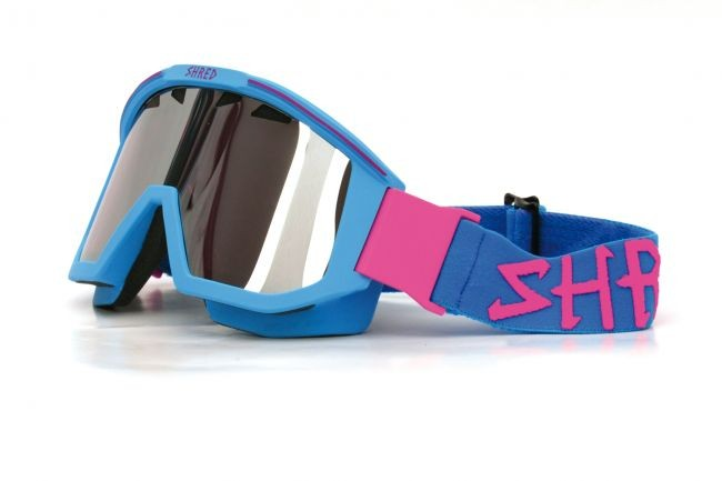 Shred goggles OMNIBOT- Blue/Pink