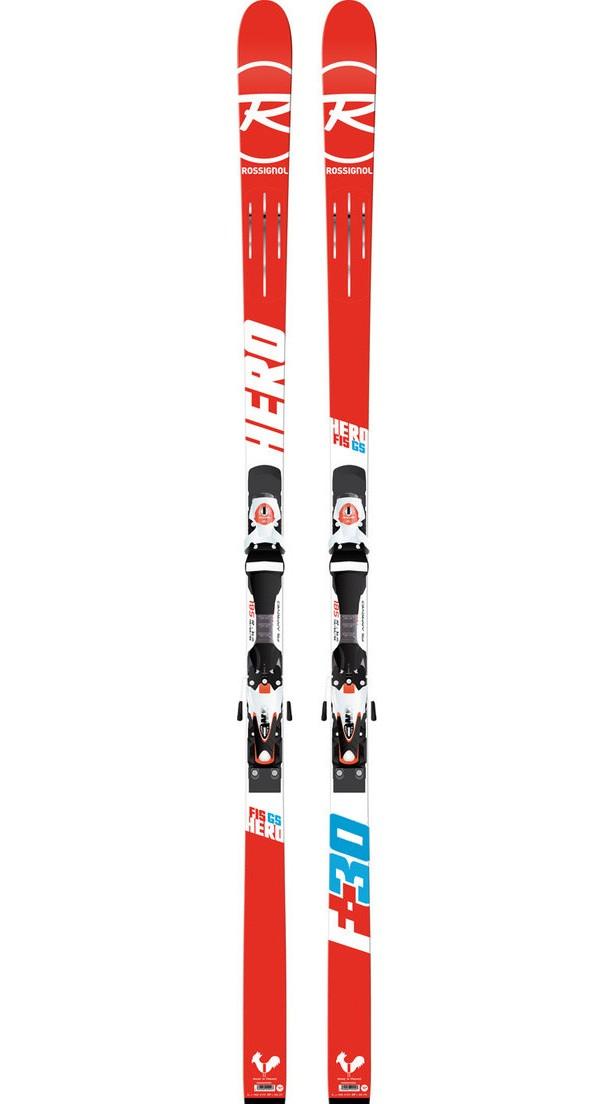 Rossignol skis Hero FIS GS (R21 WC) 2016
