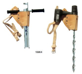 Liski bandoleer for machine and key