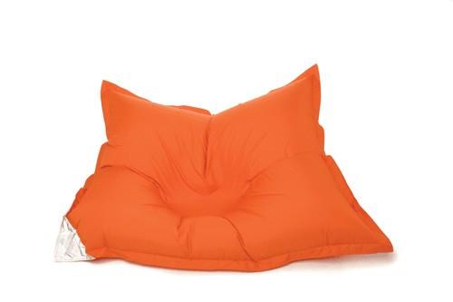 sedežna vreča oranžna