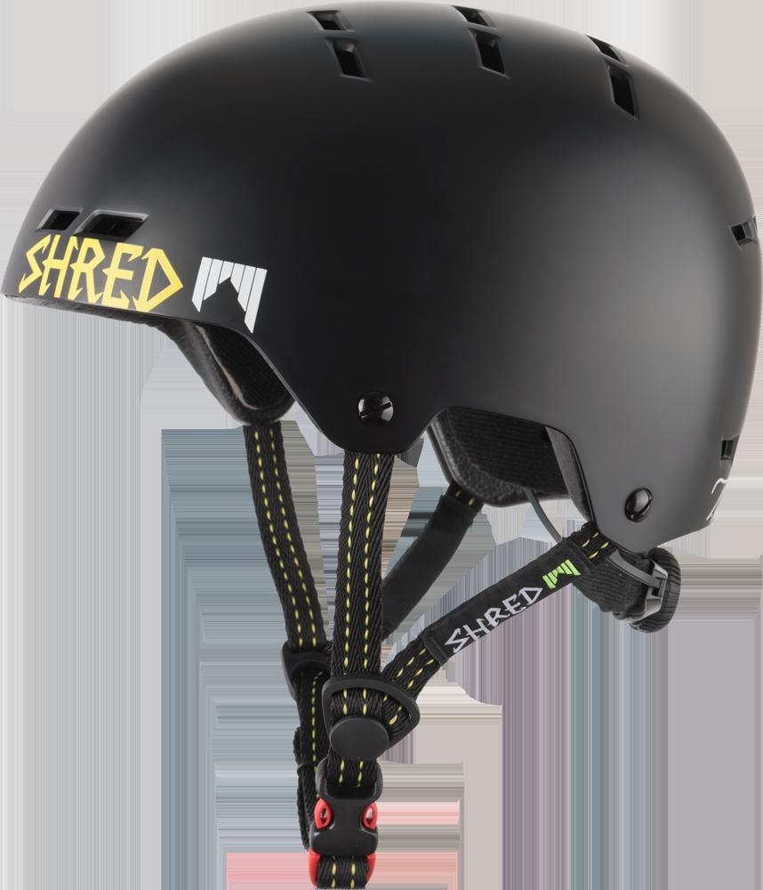 Shred BUMPER light WALNUTS (Tom Wallisch) helmet, 2017