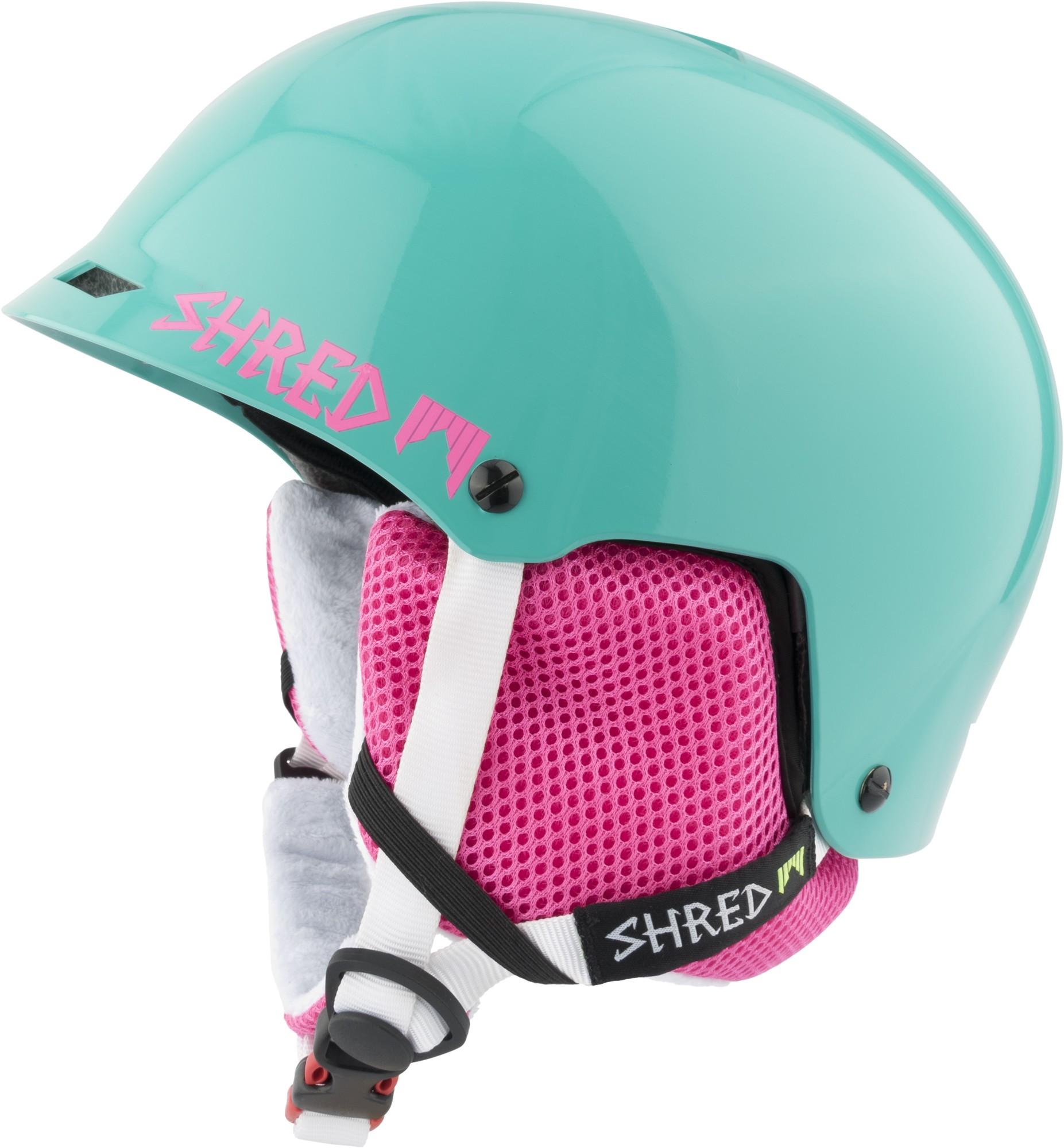 Shred Half Brain MINT ski helmet, 2017