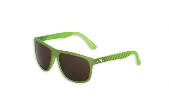 shred karai neon green