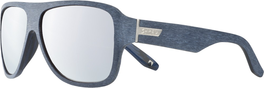 Shred Mavs Brushed Royal Sunglasses