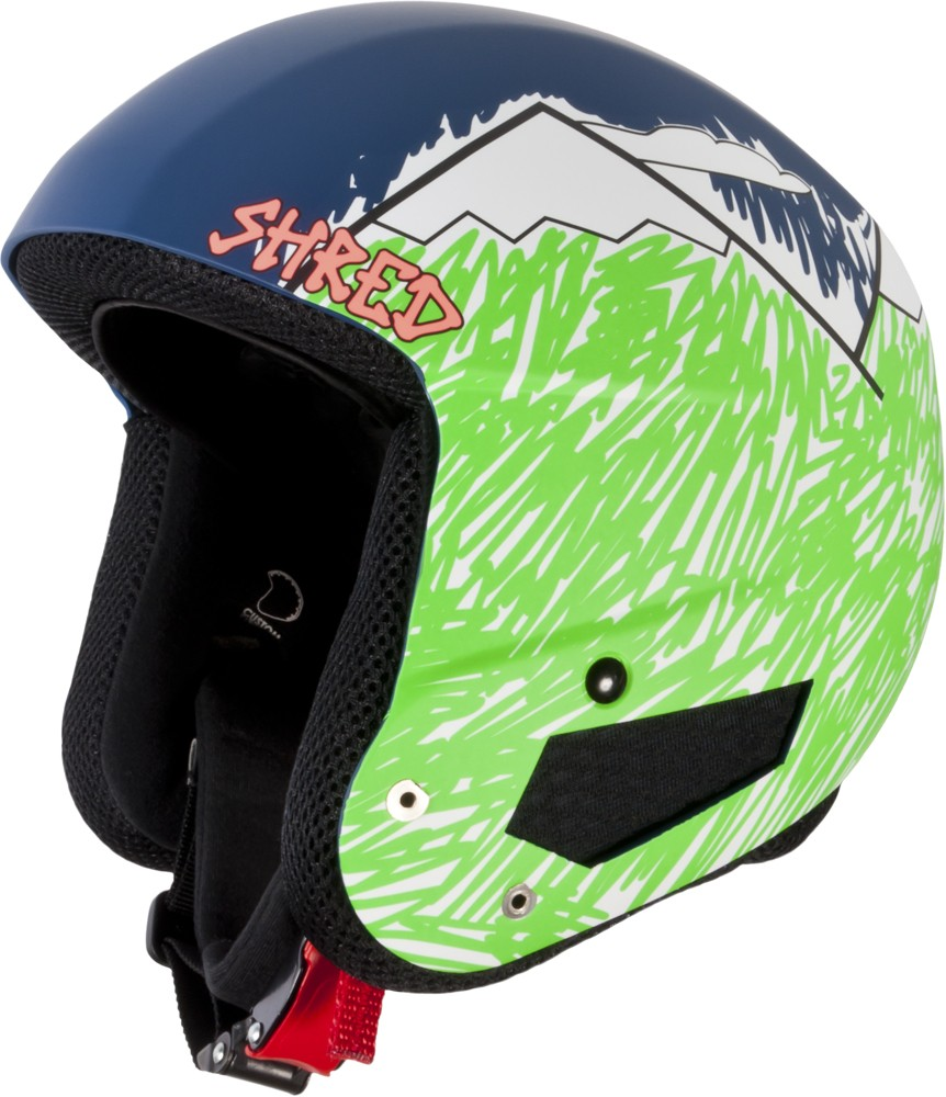 Shred Mega Brain Bucket RH FIS - NEEDMORESNOW