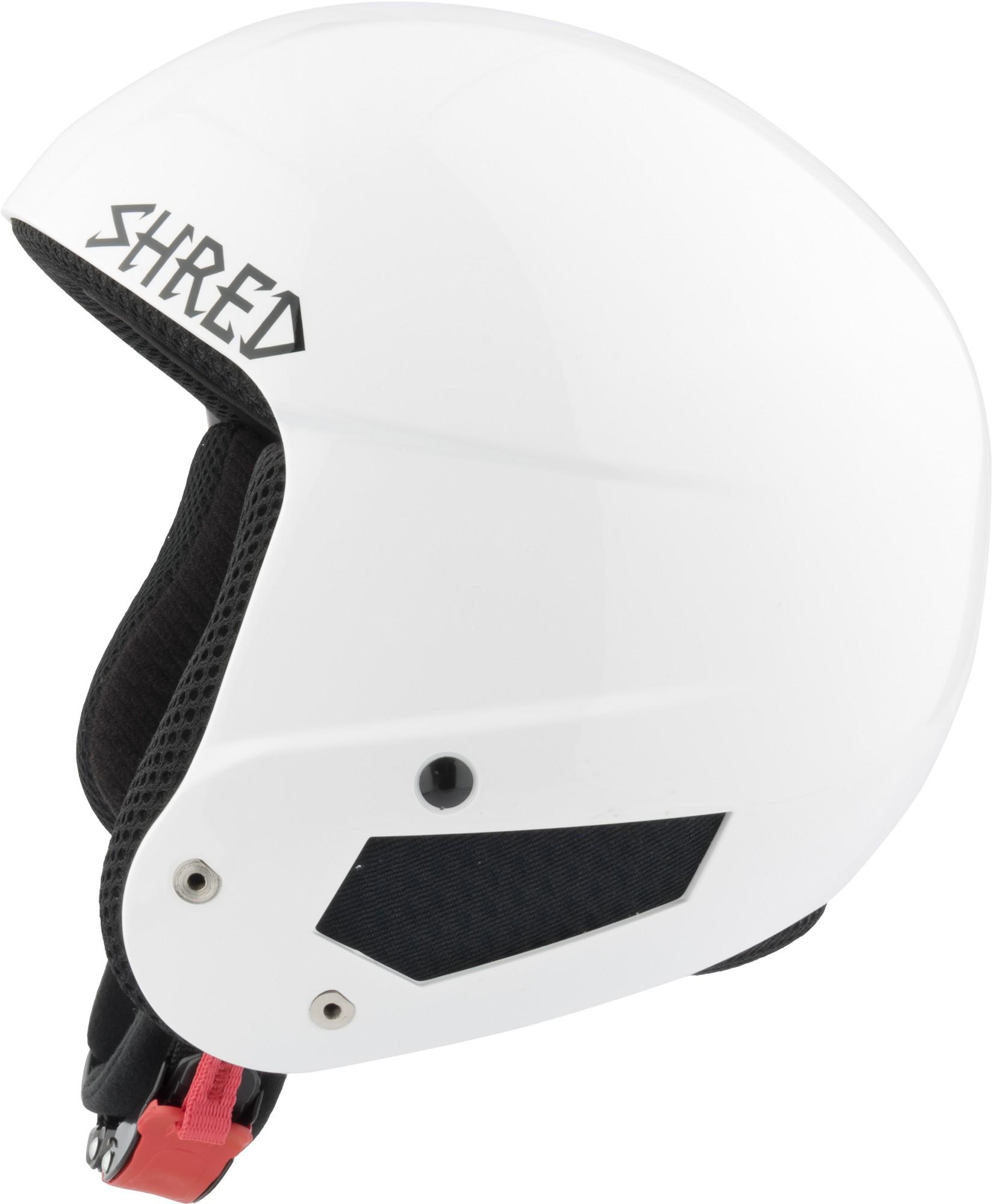 Shred Mega Brain Bucket RH FIS WIPEOUT ski helmet, 2017