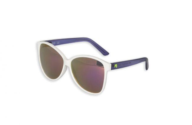 shred ženska sončna očala pseudosoft white purple