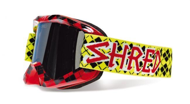 Shred Soaza Junior nastify redux red