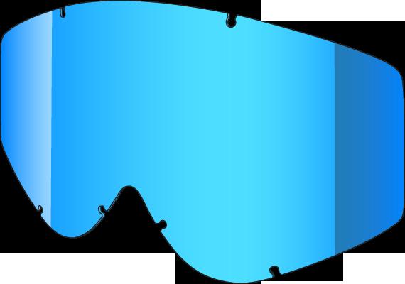 SINGLE spare lenses for Shred SOAZA googles