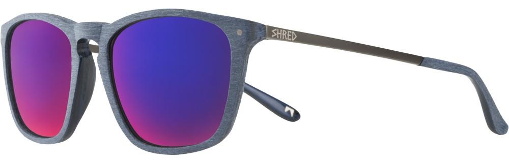 Shred Sword Brushalloy Royal Sunglasses