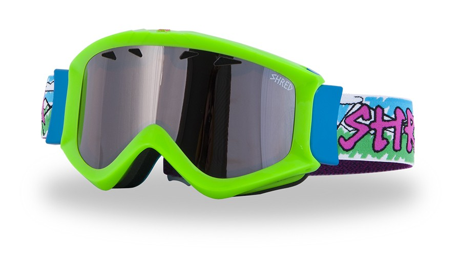 Ski goggles Shred Tastic - NEEDMORESNOW