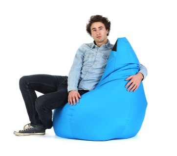 bean bag sit on it dropseat. Black Bedroom Furniture Sets. Home Design Ideas