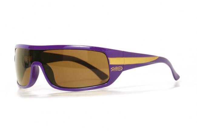 Sunglasses Shred - SPOCK - purple