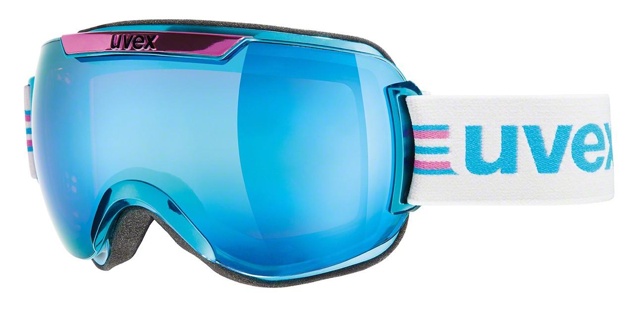 Uvex Downhill 2000 Race Chrome ski goggles