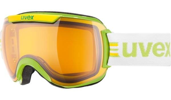 Uvex Downhill 2000 Race lt green ski goggles