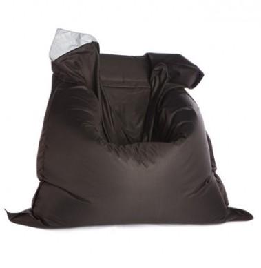 vreča za sedenje sit on it deluxe two tone rjava