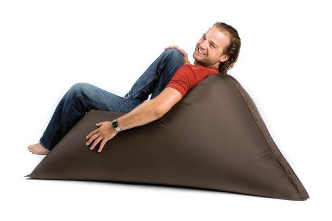 vreča za sedenje sit on it tryangle xl rjava