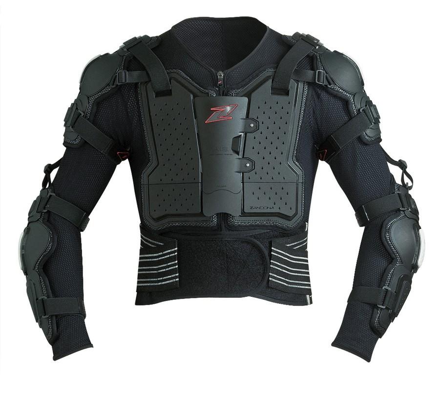 Zandona Corax EVO protection Jacket 8