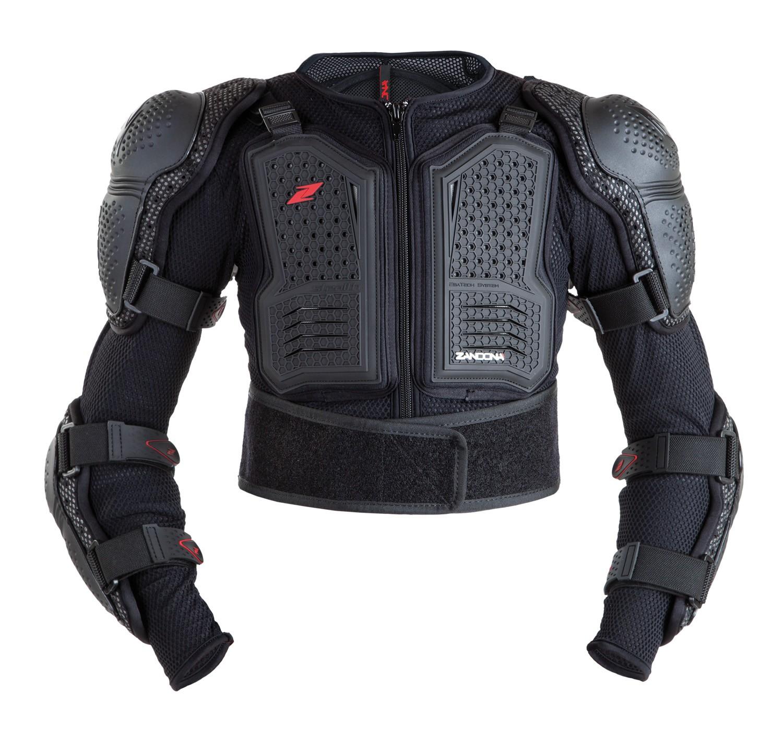Zandona Stealth Kid protection Jacket