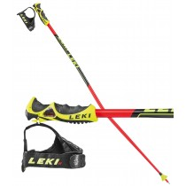 Leki worldcup racing TR-S GS ski poles, 2017