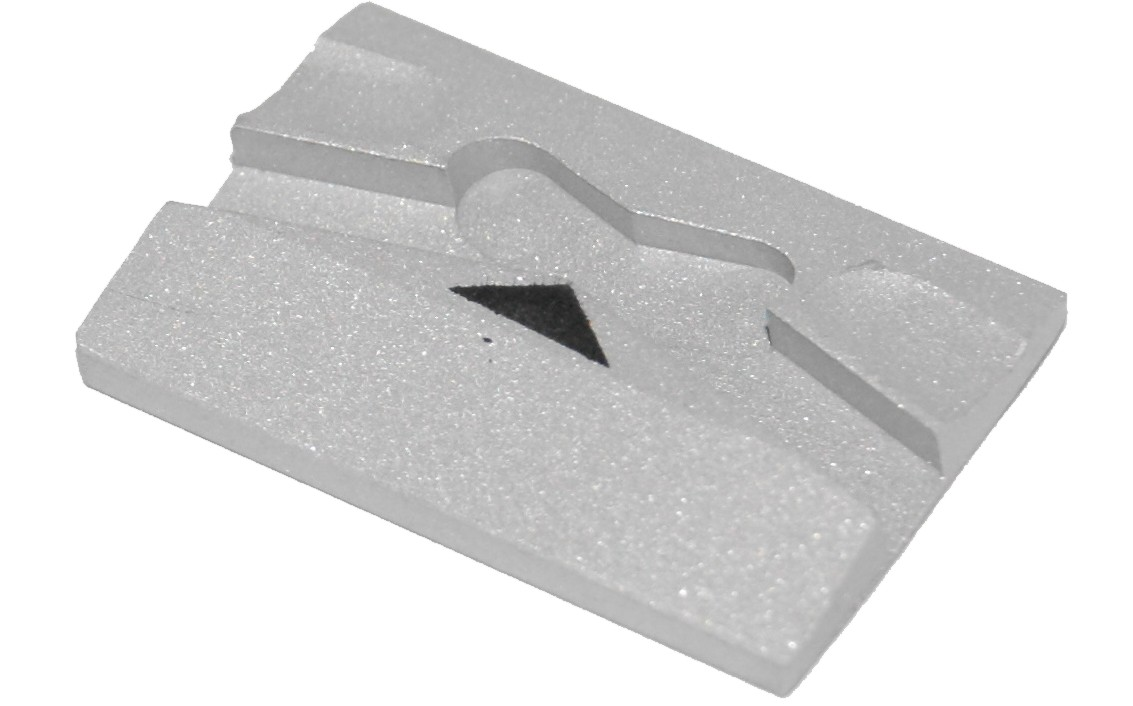 SKS retaining plate for carbide cutter