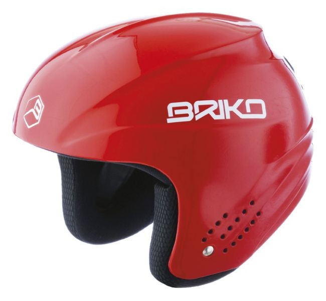 Briko children helmet Rookie - Red, 52