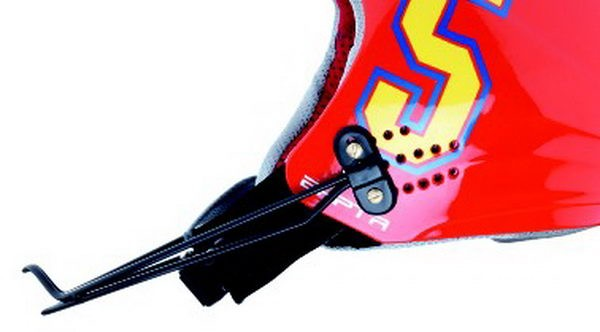 Briko chinguard for Rookie or Rocker helmet