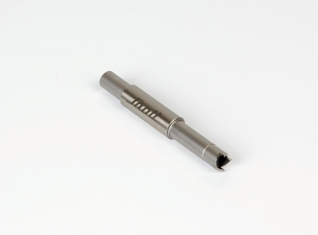 HOLLOW DRILL BIT, 75 mm