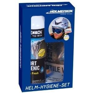 osvežilec in detergent za čelade